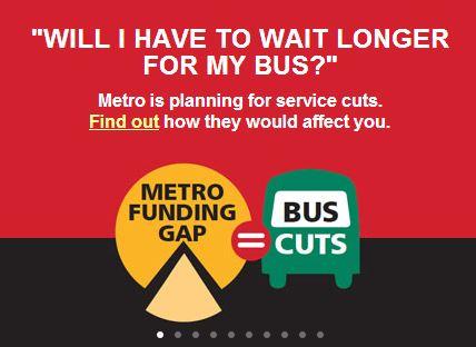 Metro Cuts
