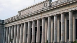 The Temple of Justice, home to Washington's State Supreme Court (HARVEY BARRISON / WIKIMEDIA COMMONS)